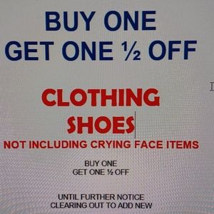CLOTHING & more